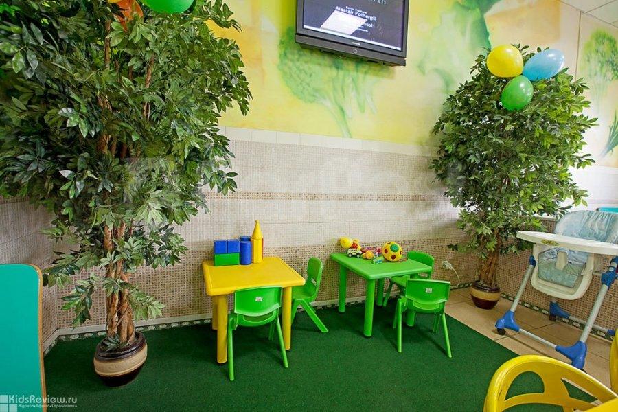 """Magic Burger (""""Мэджик бургер""""), кафе быстрого питания с детским уголком, Владивосток"""