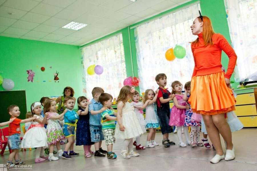 """""""Малинки"""", частный детский сад на Саратовской, Хабаровск"""