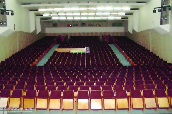 Уральский центр народного искусства (Концертный зал Лаврова) в Екатеринбурге