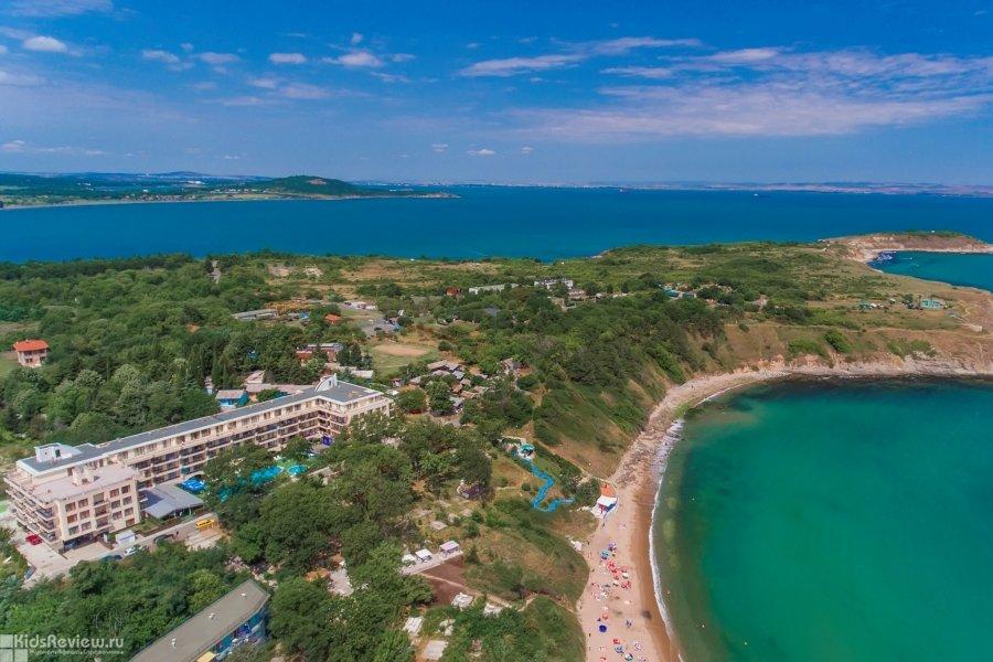 Pontica, международный детский лагерь на южном побережье Болгарии