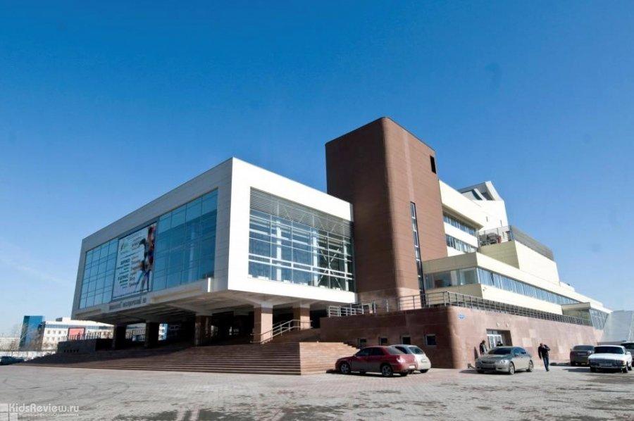 Красноярская краевая филармония, Большой концертный зал на Стрелке