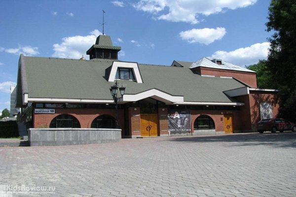 Камерный театр Музея писателей Урала в Екатеринбурге
