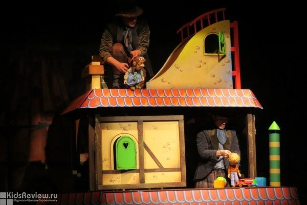 Самарский театр кукол, Самара