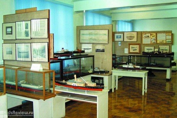 Музей речного флота Волжской академии водного транспорта, Нижний Новгород