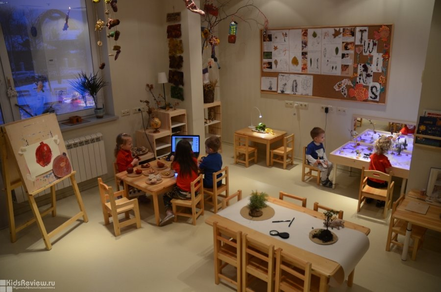 Twins Preschool, частный билингвальный Реджио-сад на Маршала Жукова, Москва