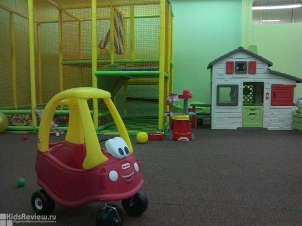 """KidsLand, """"КидсЛэнд"""", детский развлекательный клуб в магазине """"Седьмой континент"""", Калининград"""
