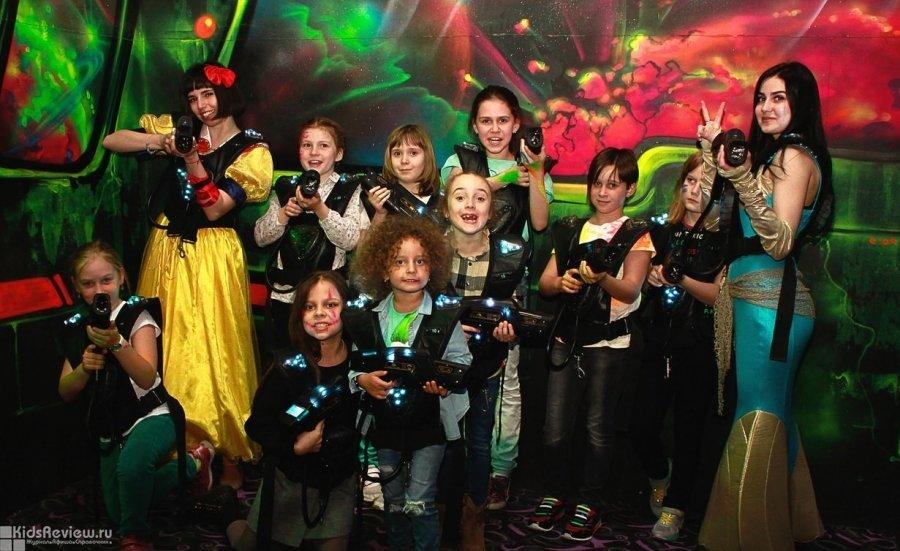 LaserLand Zeta, лазерные бои, кузар, лазертаг, тематическая зона отдыха у метро Севастопольская на юго-западе Москвы