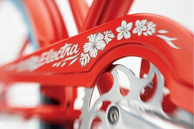 """Electra, """"Электра"""", прогулочные велосипеды для всей семьи, аксессуары и запчасти в ТД """"Весна"""", Москва"""