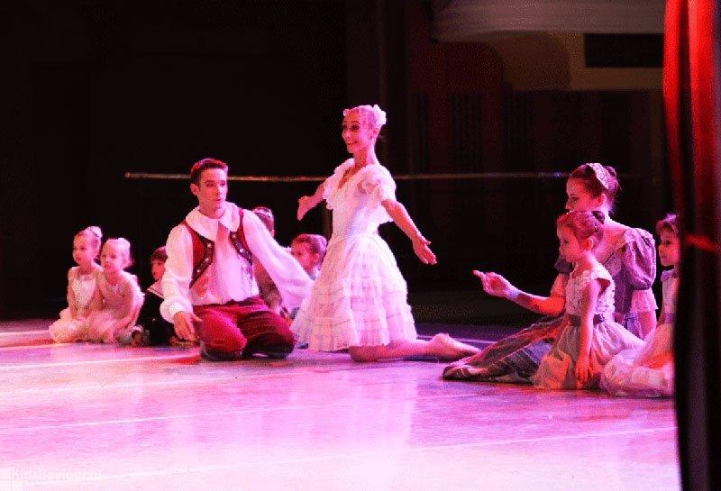 """""""Дуэт"""", студия классического балетадля детей от 3 лет в Москве, Преображенская площадь"""