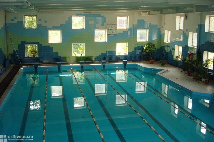 Aqville, школа синхронного плавания и водного поло для детей в Братеево, Москва