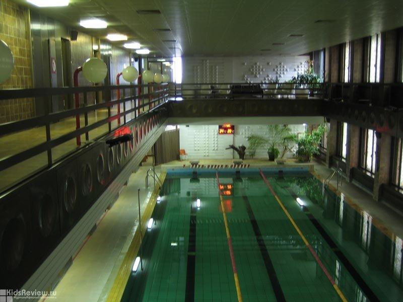 Aqville, спортивный клуб, синхронное плавание и водное поло в Коньково, Москва