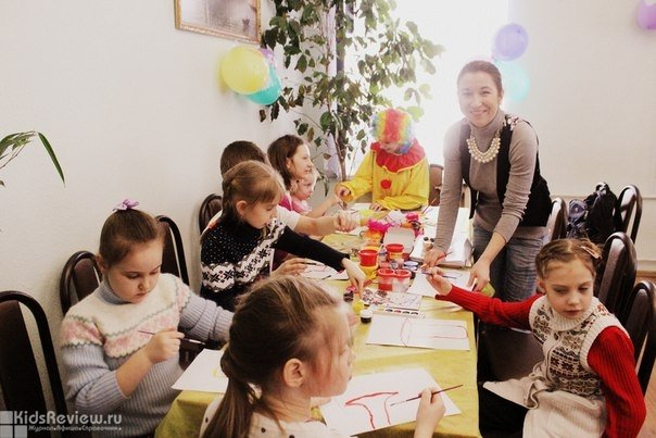 I love Kids, агентство креативных праздников для детей, Москва