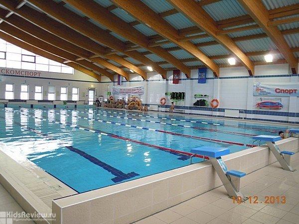 Aqville, школа синхронного плавания и водного поло для детей в Москве, Юго-Западная