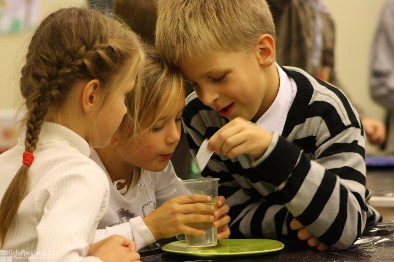 Детские Научные лаборатории Политехнического музея в Москве
