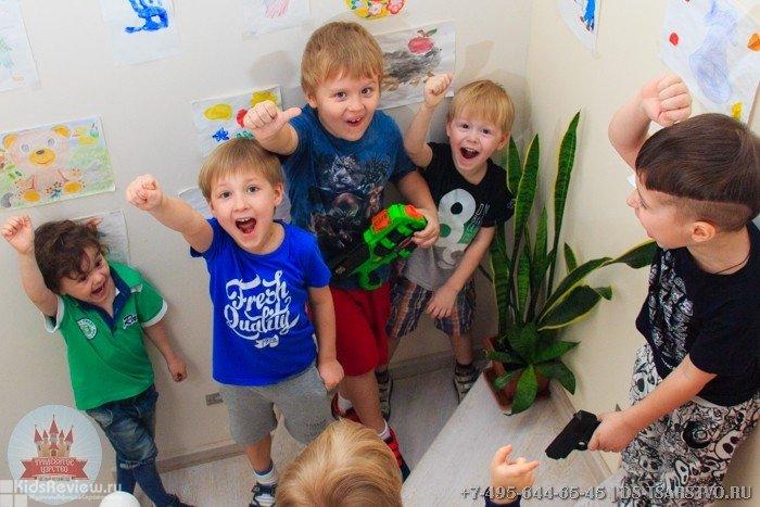 """""""Тридевятое царство"""", частный детский сад для детей от 2 лет в СЗАО, Москва"""