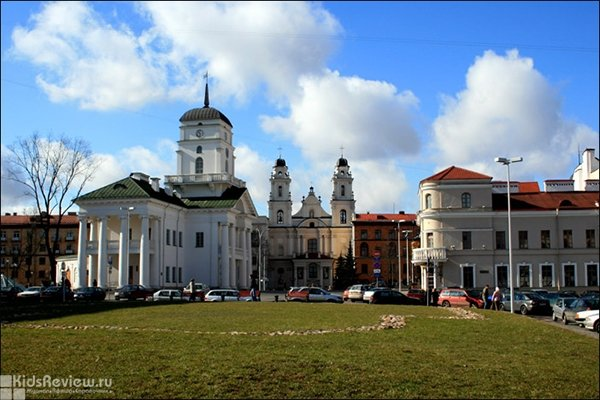 Capital Family Vacation Things to Do with Kids in Minsk: Family Vacation in the Capital of Belarus