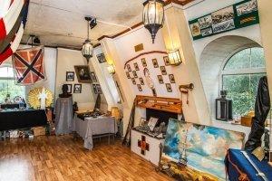 Музей истории основания Российского флота в Кремле в Измайлово, Москва, фото