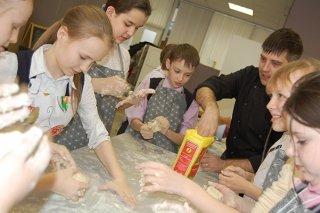 Кулинарный мастер-класс для детей по приготовлению английской запеканки, Новосибирск