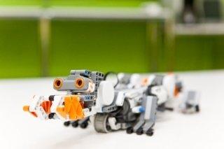 """""""Шоу робота трансформера"""" для детей от 4 до 10 лет в детском центре """"ЮниClub"""", Хабаровск"""