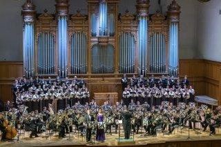 """""""Испанские новеллы"""", концерт для всей семьи в Большом зале консерватории, Москва"""