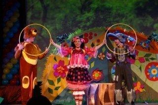 """""""Цирк на полянке"""", мюзикл для детей от 3 до 8 лет от театра """"Алиса"""", Екатеринбург"""