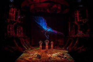 """""""Буря"""", спектакль Королевской шекспировской компании, трансляция в кинотеатре """"Голливуд"""", Хабаровск"""