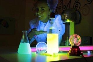 """""""Научная ночь"""", интерактивная программа для детей от 10 лет в познавательно-развлекательном центре """"Парк чудес Галилео"""", Самара"""