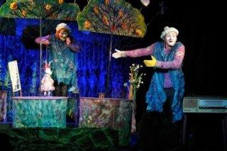 """""""Волк и семеро козлят"""", спектакль для детей от 4 лет в Театре кукол """"Арлекин"""", Омск"""