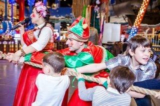 """""""Пасхальные выходные"""", праздник для детей в парке развлечений Happylon Sochi Pirate"""