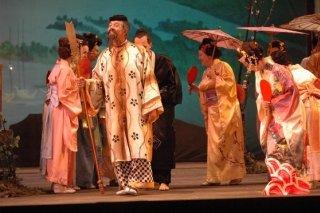 """""""Мадам Баттерфляй"""", опера для зрителей от 16 лет в Новосибирском театре оперы и балета"""