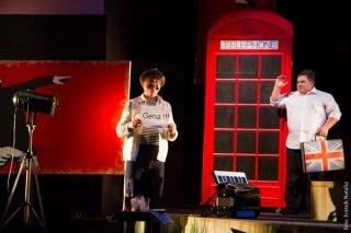 """""""Лондон"""", спектакль для подростков от 16 лет и взрослых в Хабаровском ТЮЗе, Хабаровск"""