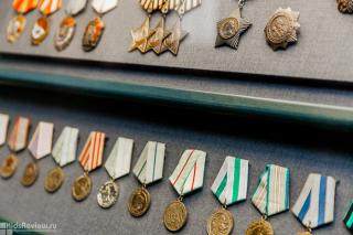 Выставка к 70-летию Победы в Центре искусств на Свердлова, Новосибирск