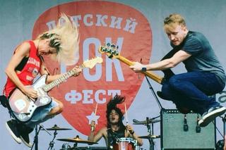 """Kids Rock Fest, """"Кидс Рок Фест"""", семейный музыкальный фестиваль в парке """"Красная Пресня"""", Москва"""