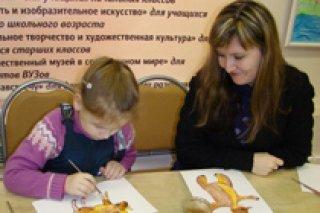 Мастер-классы в Ночь музеев 2012 в Музее изобразительных искусств республики Карелия