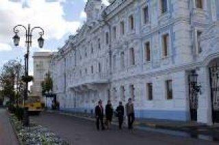 """""""Ах, зачем эта ночь так была хороша"""", ночь музеев, Нижний Новгород"""