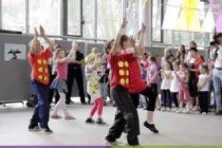 """""""Делай как мы!"""", фестиваль, мастер-классы по фитнесу и танцам для детей до 16 лет на Воробьевых горах, Москва"""