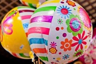 """Бесплатный детский праздник 1 июня 2015 перед центром """"Взлёт"""", Тюмень"""