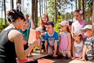 Праздник ко Дню защиты детей 2014 от ТЮЗа в Перми