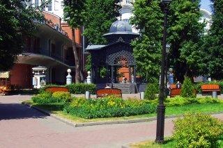 """Сад """"Эрмитаж"""", парк, развлекательный комплекс, ледовый каток в Москве"""