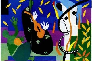 """""""Анри Матисс. Арабески"""", выставка для школьников и взрослых в Томском художественном музее"""