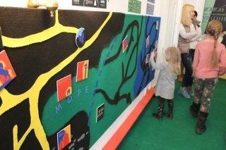 """""""Жили-были царь с царицей..."""", интерактивная выставка для детей от 5 лет в Самарском литературном музее, Самара"""