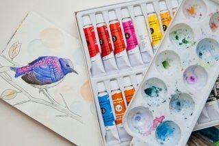 """Мастер-класс по изготовлению фоторамки из цветного песка для детей от 4 лет в клубе """"Грамотейка"""", Хабаровск"""