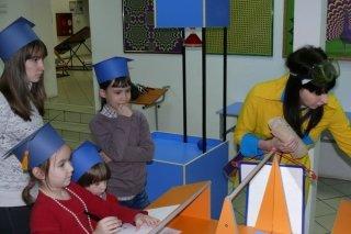 """""""Лаборатория"""", клуб дневного пребывания для детей 8-12 лет в музее """"Интеллектус"""", Уфа"""