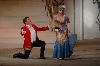 """""""Летучая мышь"""", оперетта для зрителей с 12 лет в Музыкальном театре Омска"""