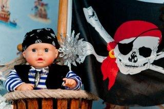 """""""Сокровища капитана Моргана"""", пиратский квест для детей от 5 лет в детском центре Smart Baby, Владивосток"""