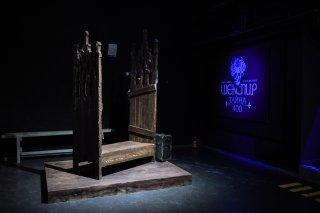"""""""Шекспир: тайна 400"""", выставка-аллюзия для детей от 7 лет и взрослых в Галерее на Солянке, Москва"""