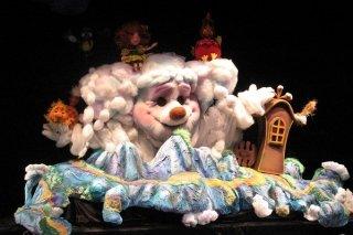 """""""Ай, платочки потерялись"""", спектакль для детей в Хабаровском театре кукол, Хабаровск"""