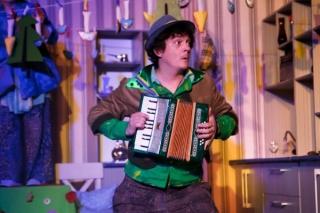 """""""Сокровища лесных эльфов"""", спектакль для зрителей от 3 лет в Театре юного зрителя, Хабаровск"""