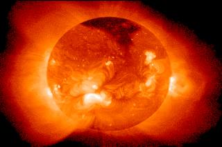 """""""Визит к Солнцу"""", наблюдение Солнца в телескоп на площадке планетария, Пермь"""