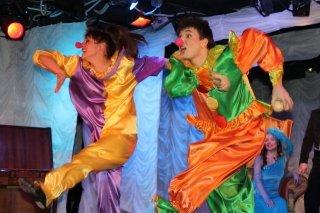 """""""Магия добра"""", шоу для детей от 5 до 12 лет и родителей в Московском театре иллюзии"""